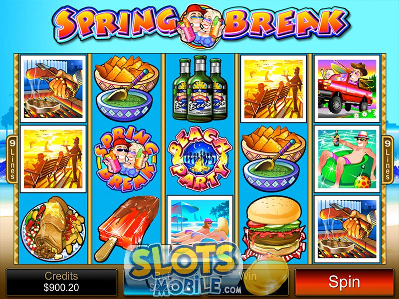 Spring Break Slot
