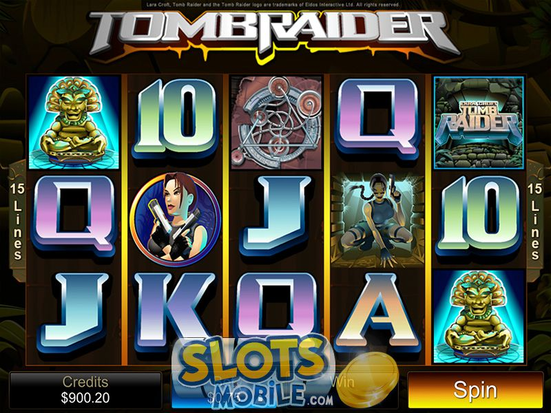 Tomb Raider: reboot for Lara | Euro Palace Casino Blog
