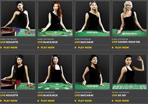 Bet365 Mobile Live Dealers