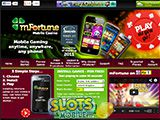 mFortune Casino screenshot