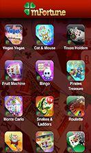 mFortune Casino Mobile
