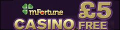 Visit mFortune Casino