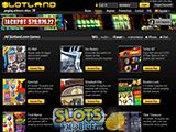 Slotland Casino screenshot 2