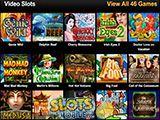 Videoslots Casino screenshot 2